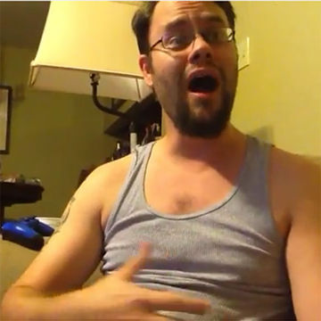 Deaf Husband Finds Out He'll be a Dad