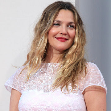Why Drew Barrymore Loves Her Baby Weight