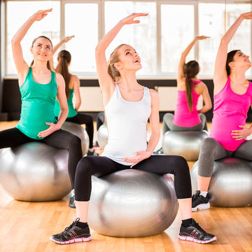 Prenatal Exercise Reduces Need for C-Section