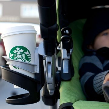 Starbucks Rolls Out Plan to Make Life Easier for Moms