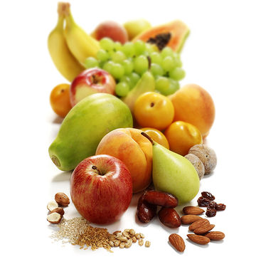 fruit and healthy food
