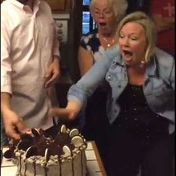 Gender Reveal: Mom Has Amazing Reaction