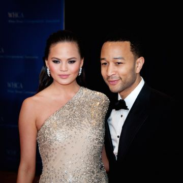 "John Legend Talks Parenthood: ""I Want to Be a Great Dad"""