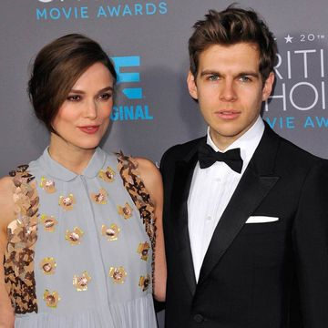 Keira Knightley Opts for Unique Baby Name