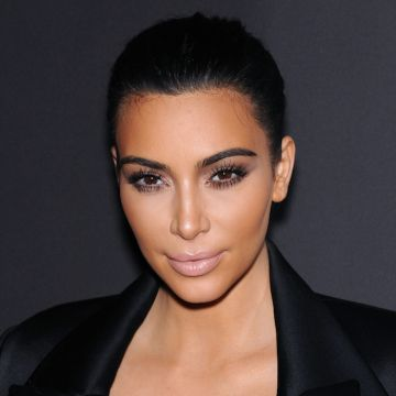 Kim Kardashian Plans to Eat Her Own Placenta