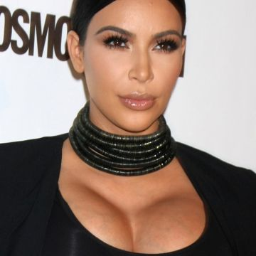 Kim Kardashian Reacts Fine to Pregnancy Prank