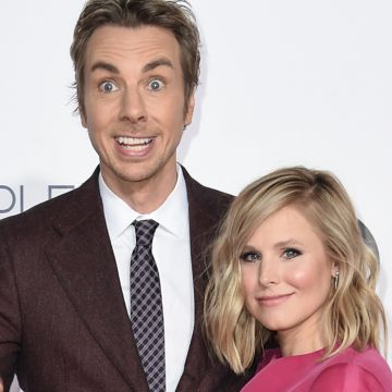 Dax Shepard Kristen Bell C-Section
