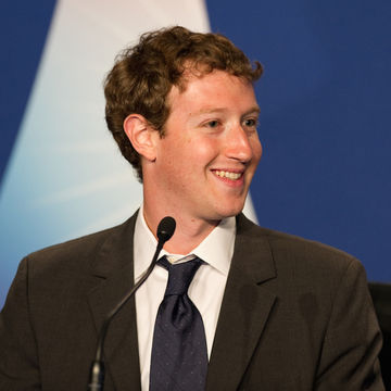 Mark Zuckerberg: His Kid Is Already Smarter Than Us All