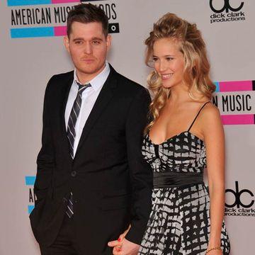 Michael Bublé Posts Cute Baby Announcement