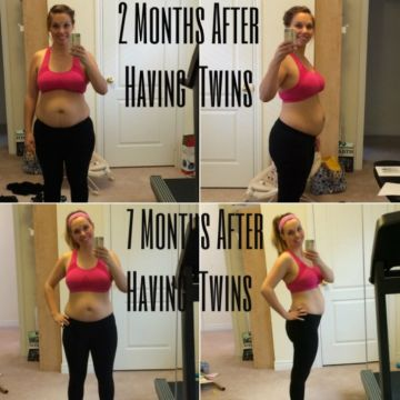 Mom-of-Four's Inspiring Pregnancy Weight Loss