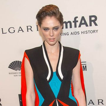 Model Coco Rocha Hits Back At Formula Flack