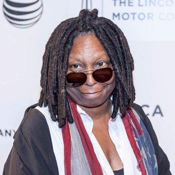 Whoopi Goldberg Slams Extended Breastfeeding Moms
