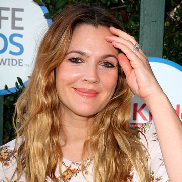 Drew Barrymore Opens Up About Postpartum Depression