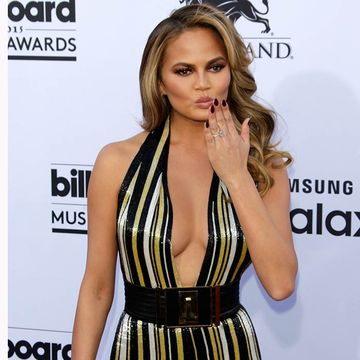 Chrissy Teigen Shamed for Pregnancy Cravings