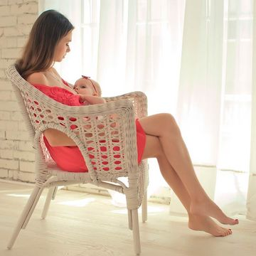 Is Breastfeeding Bad for Your Bones?