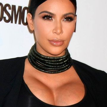 Kim Kardashian Wants a Ridiculously Lavish Push Present