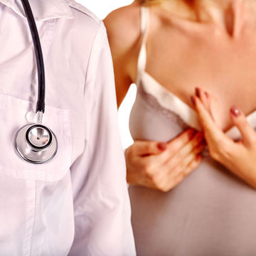 High Rate of Women Spot Breast Cancer While Pregnant