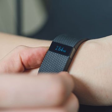 Fitbit Alerts Woman to Pregnancy