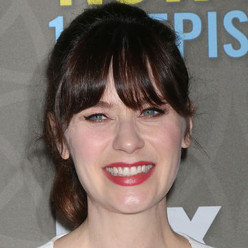 Zooey Deschanel Explains Her Daughter's Strange Name