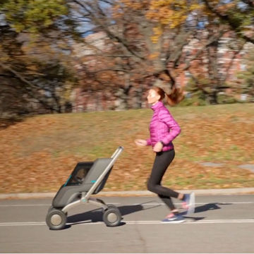 Smart Stroller Aims to Make Parenthood Easier