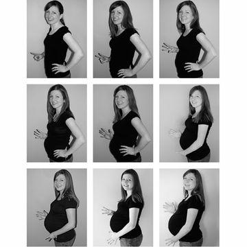 Fingers - Pregnancy Week by Week