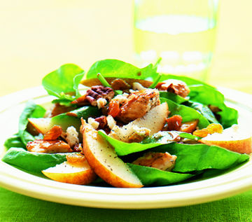 Chicken spinach salad fit pregnancy and baby fitp20858116080g forumfinder Images