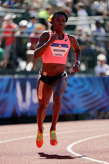 Alysia Montano - Competing while pregnant