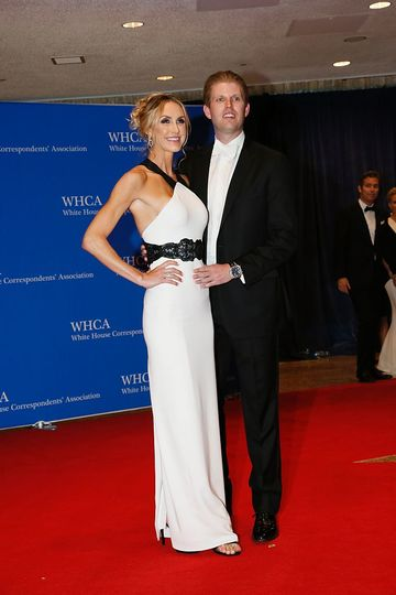 Lara and Eric Trump Pregnancy
