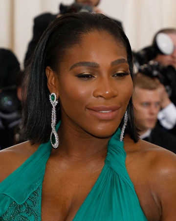 Serena Williams Pregnancy Fitness