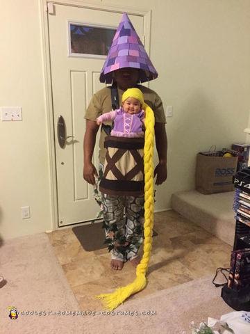 Dadpunzel costume