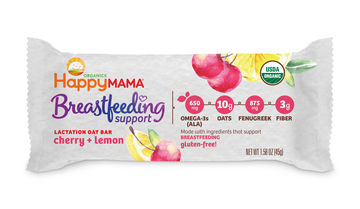 Happy Mama Breastfeeding Lactation Support Bar
