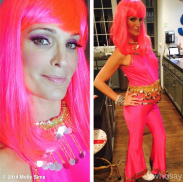 molly-sims-pregnant-halloween-costume