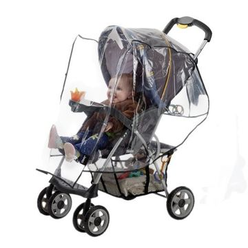 J is for Jeep Standard Stroller Weather Shield
