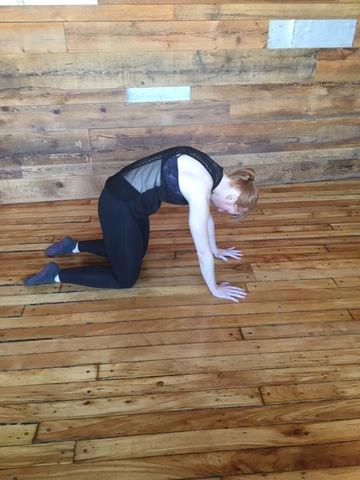 Back It Up—Barre Workout