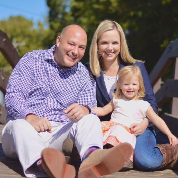 Chelsea and A.J. Krahn Struggled to Conceive Their Daughter