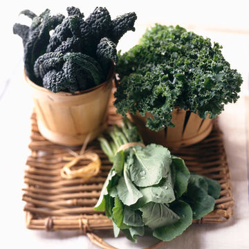 Leafy Green Vegetables Can Help Constipation