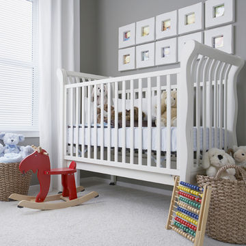 Nesting Trends Cute Nursery Ideas From Celebrity Moms