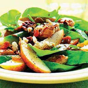 Chicken spinach salad fit pregnancy and baby chicken spinach salad forumfinder Images