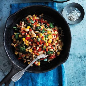 Adobo Black-Eyed Peas recipe image
