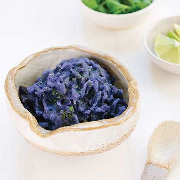 Purple Potato Mash recipe image