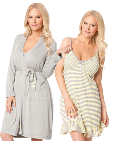 4af59c45d7a Nursing Nightgown and Robe