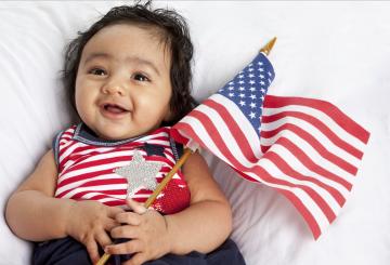 Patriotic Baby Name 3
