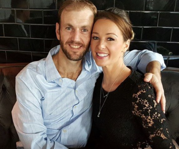 Jamie Otis and Doug Hehner