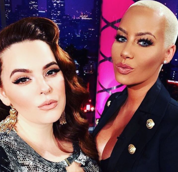 Amber Rose, Tess Holliday