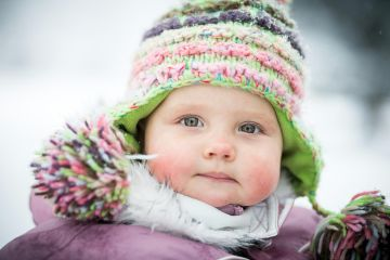 Baby Winter Safety