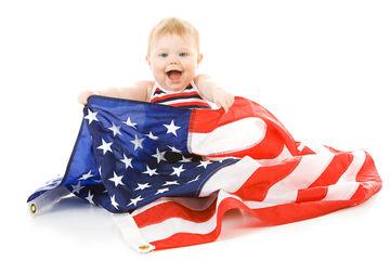Patriotic Baby Name 1