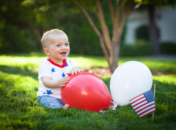 Patriotic Baby Name 4