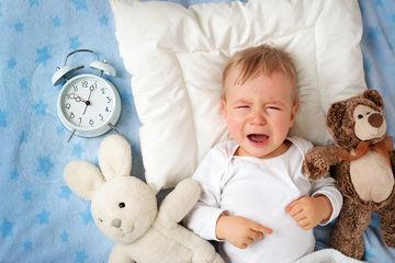Daylight savings time and baby's sleep