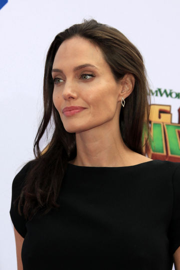 Single Parenting Angelina Jolie