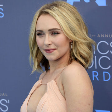 Hayden Panettiere at the 2016 Critics Choice Awards